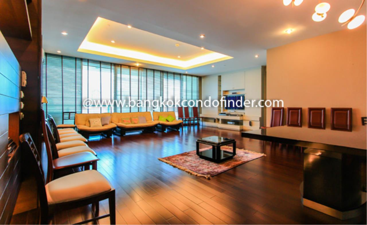 Bangkok Condo Finder Agency's Sky Villa Sathorn Condominium for Rent 1