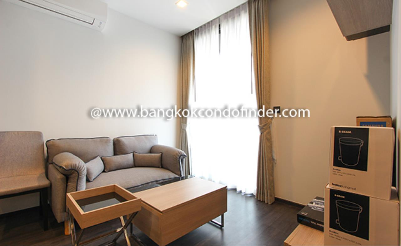 Bangkok Condo Finder Agency's The Line Asoke-Ratchada Condominium for Rent 1