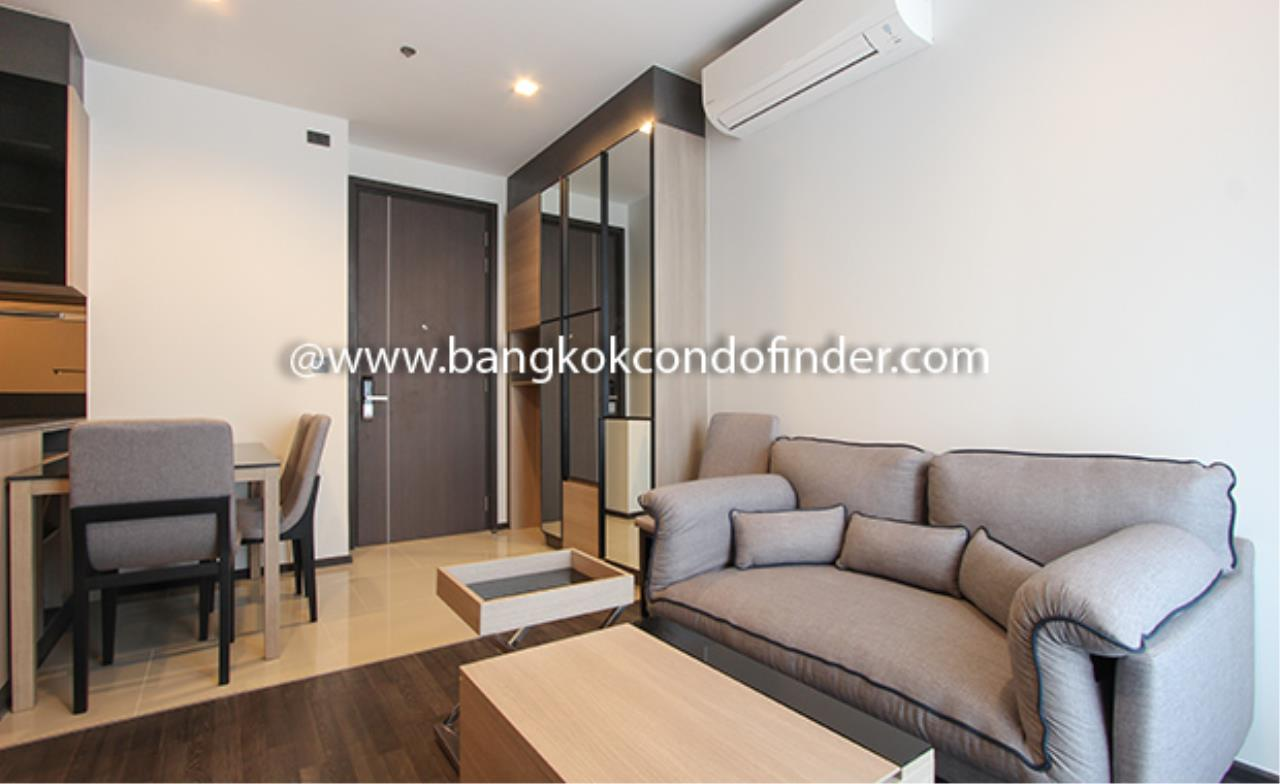 Bangkok Condo Finder Agency's The Line Asoke-Ratchada Condominium for Rent 2