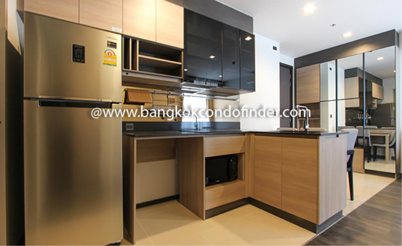 Bangkok Condo Finder Agency's The Line Asoke-Ratchada Condominium for Rent 3