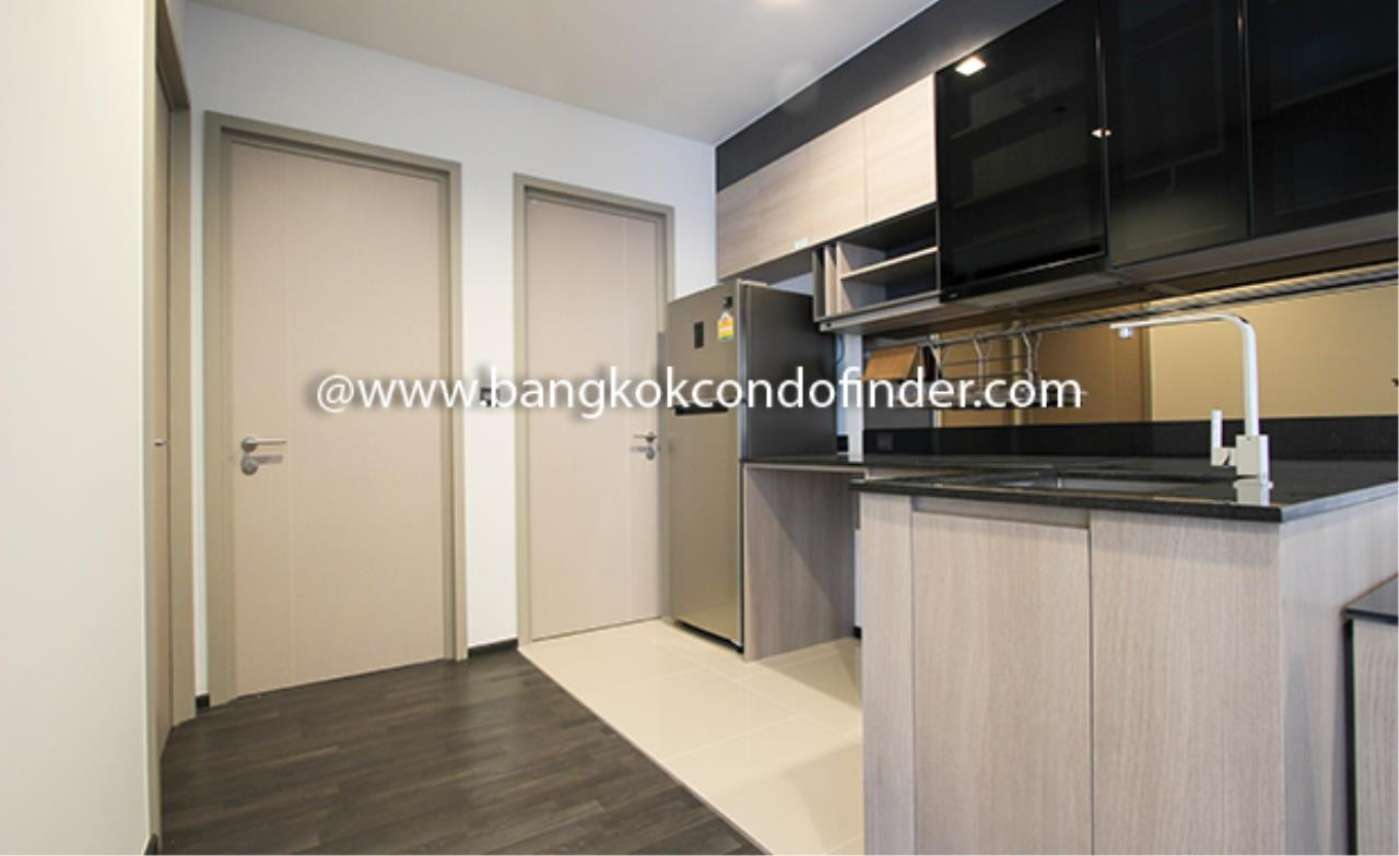 Bangkok Condo Finder Agency's The Line Asoke-Ratchada Condominium for Rent 4