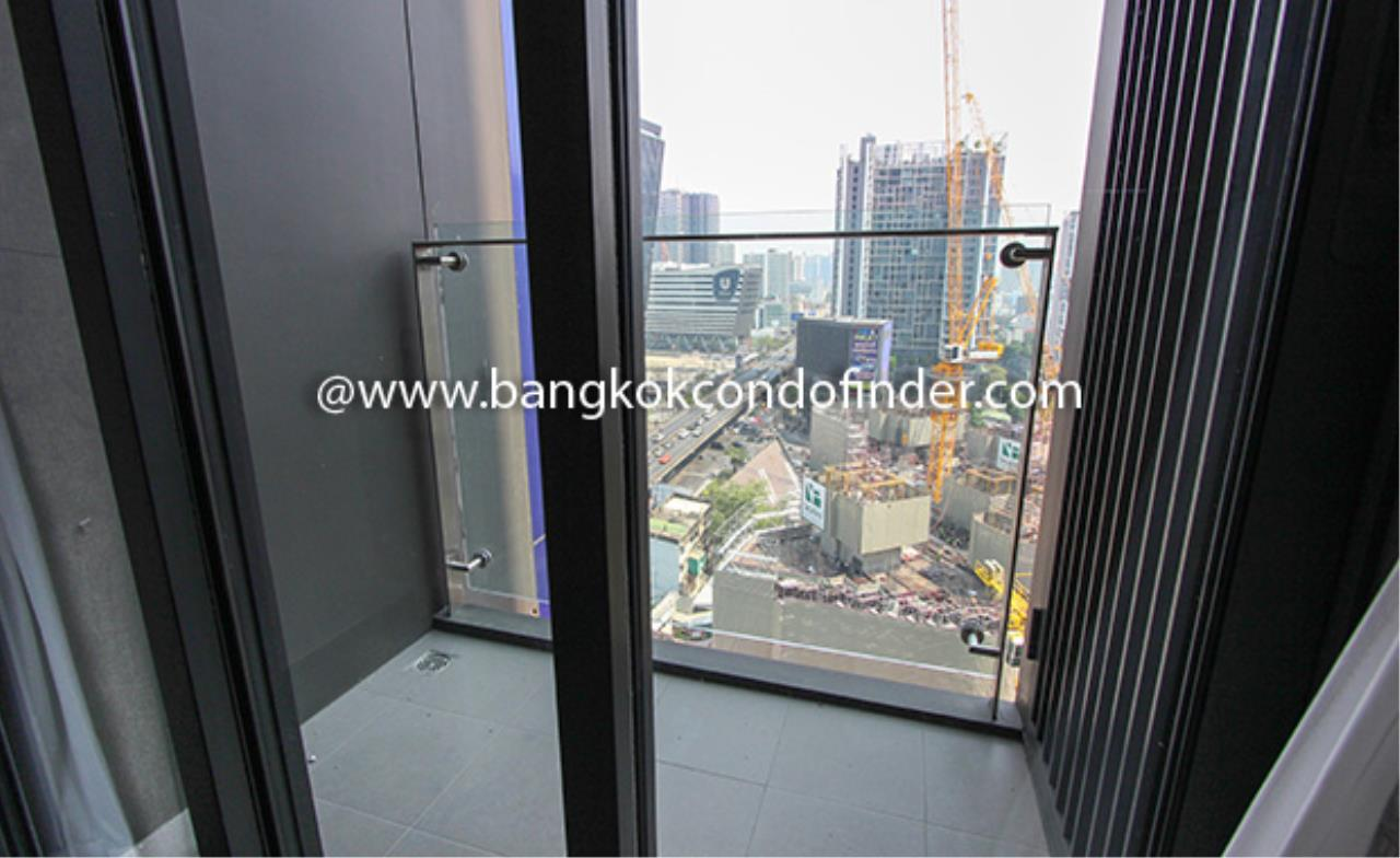 Bangkok Condo Finder Agency's The Line Asoke-Ratchada Condominium for Rent 8