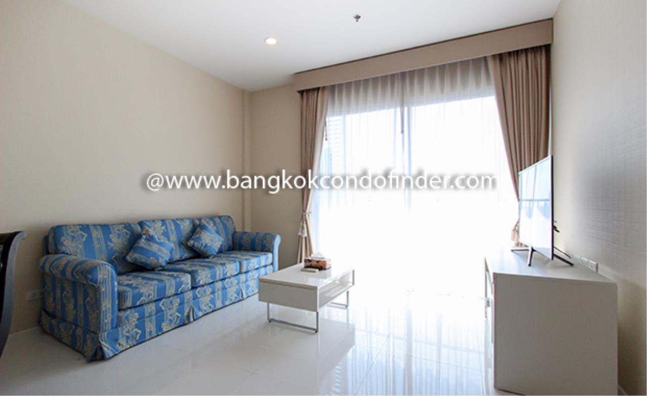 Bangkok Condo Finder Agency's Hive Taksin Condominium for Rent 1
