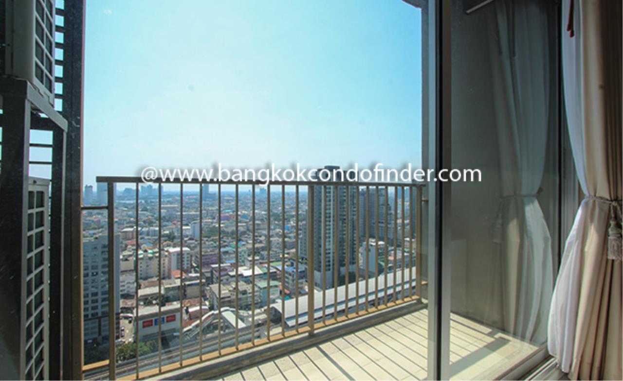 Bangkok Condo Finder Agency's Hive Taksin Condominium for Rent 10