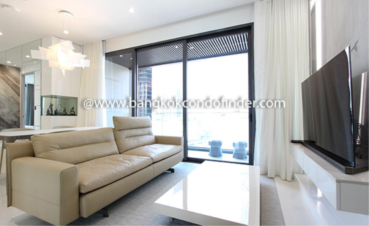 Bangkok Condo Finder Agency's Vittorio Residence Condominium for Rent 1