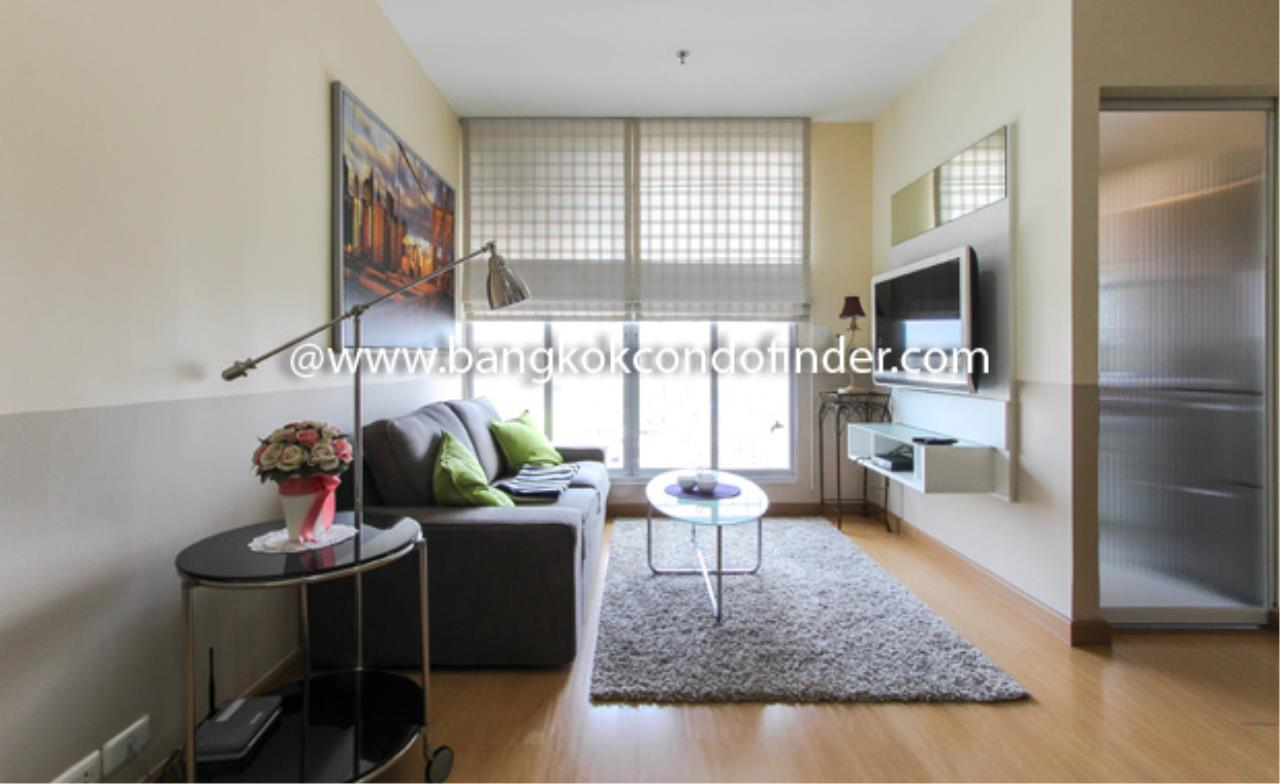 Bangkok Condo Finder Agency's Life Condo Sukhumvit 65 Condominium for Rent 1