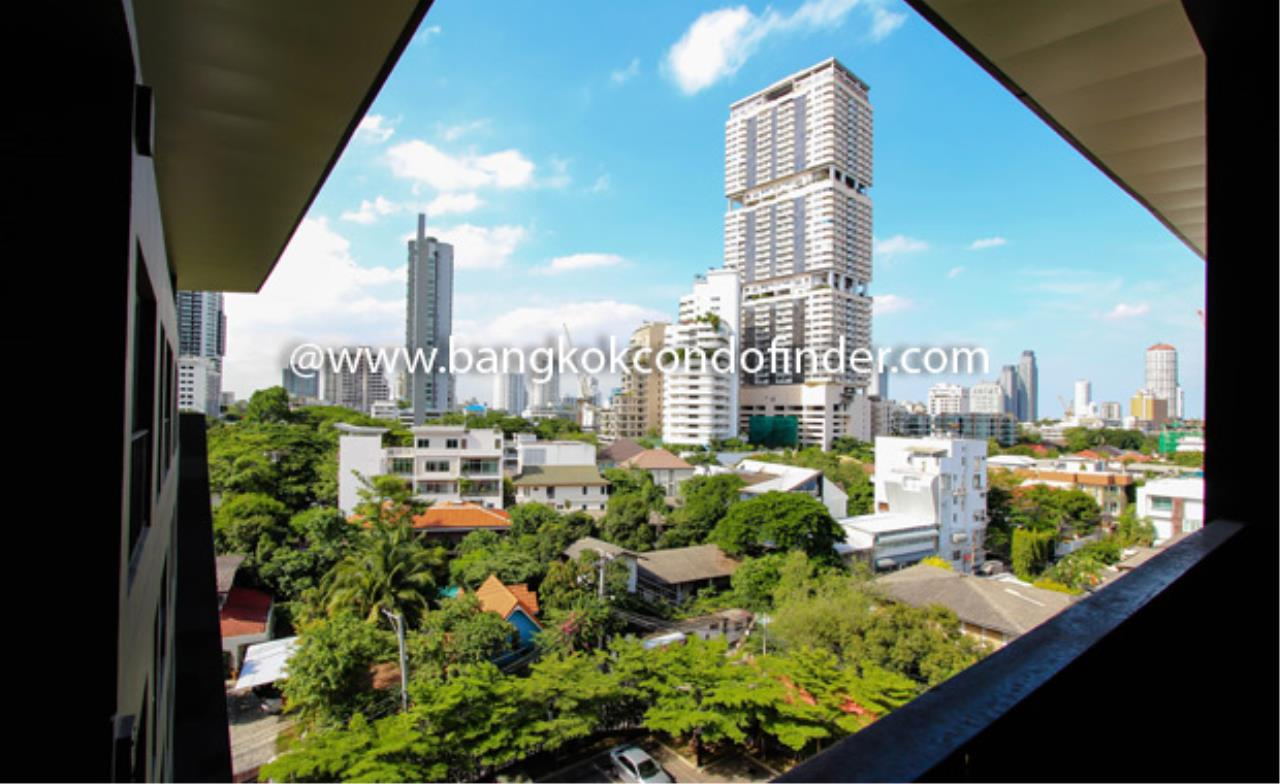 Bangkok Condo Finder Agency's The Seed Musee' Sold Condominium for Rent 2