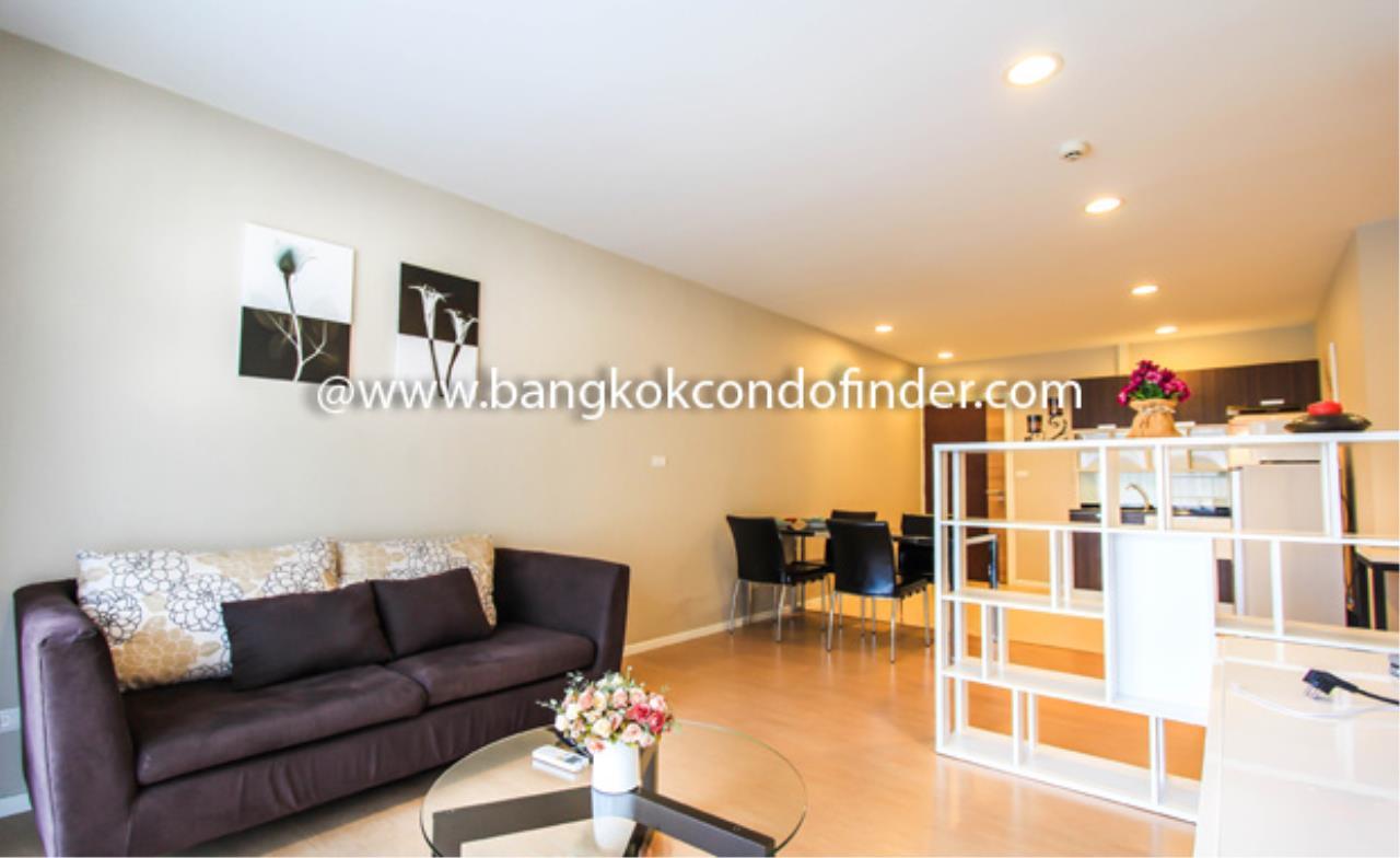 Bangkok Condo Finder Agency's Mano Tower Condominium for Rent 1
