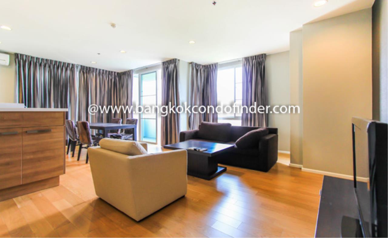 Bangkok Condo Finder Agency's Villa Sikhara Condominium for Rent 1