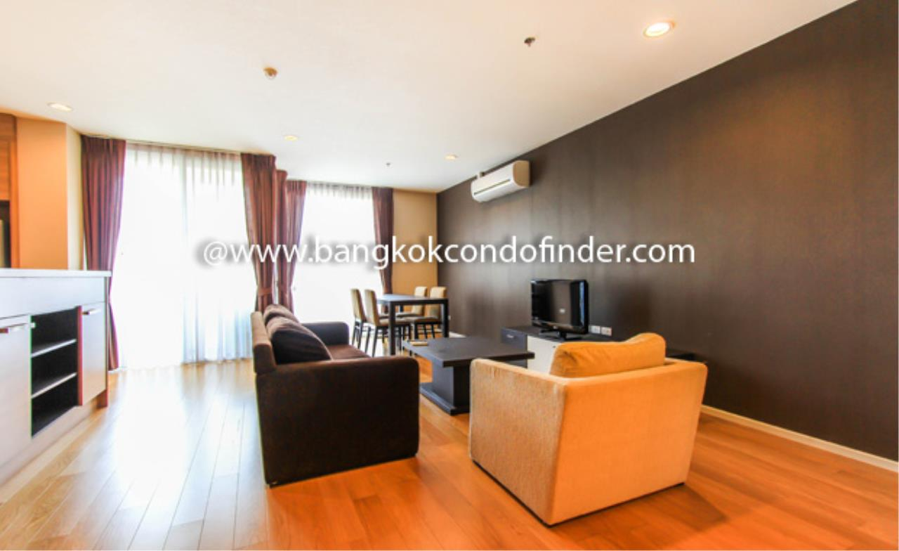 Bangkok Condo Finder Agency's Villa Sikhara Condominium for Rent 1