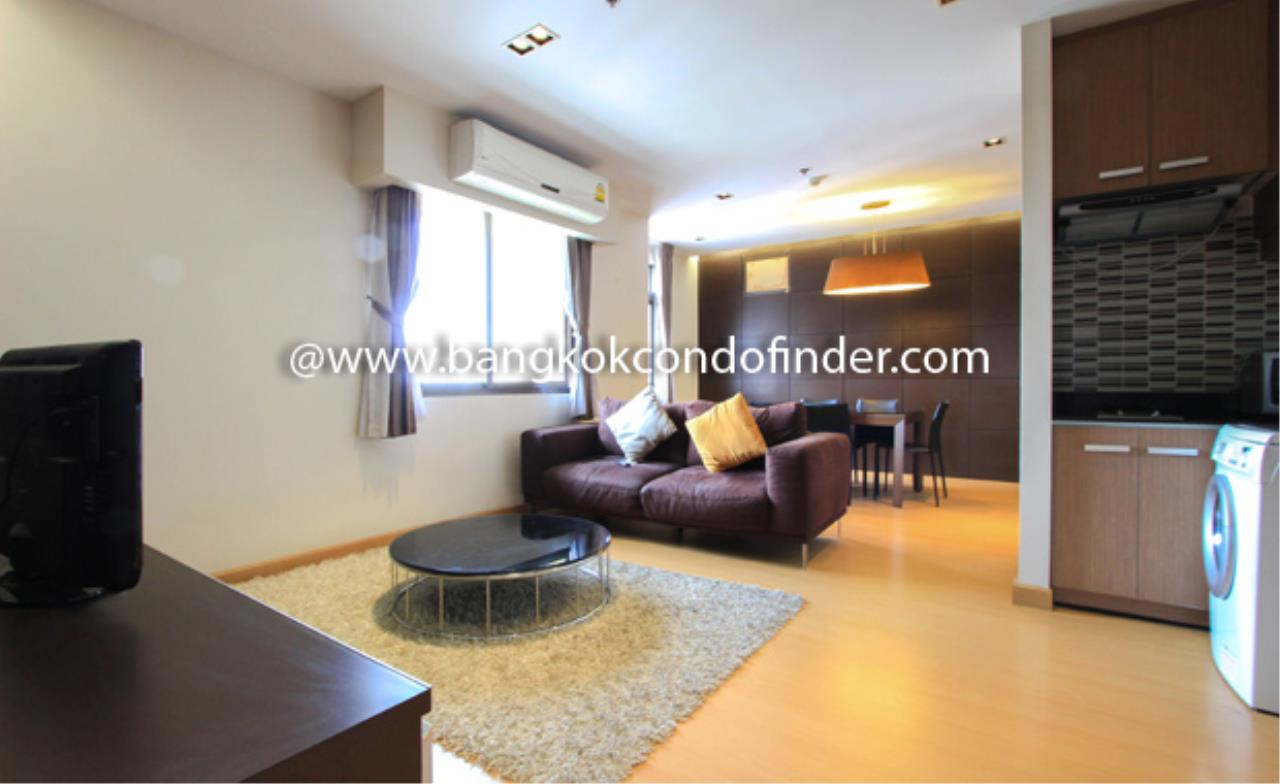 Bangkok Condo Finder Agency's Nantiruj Tower Condominium for Rent 1