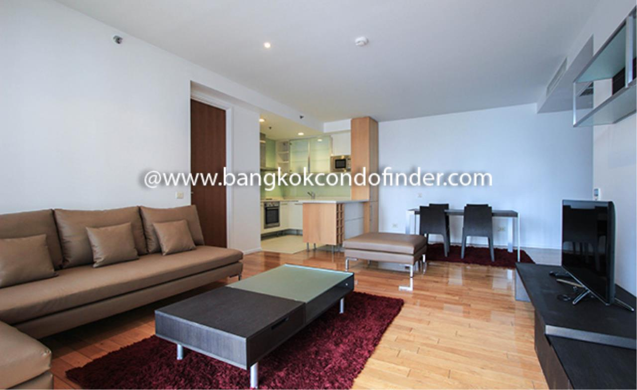 Bangkok Condo Finder Agency's The Legend Saladaeng Condominium for Rent 2