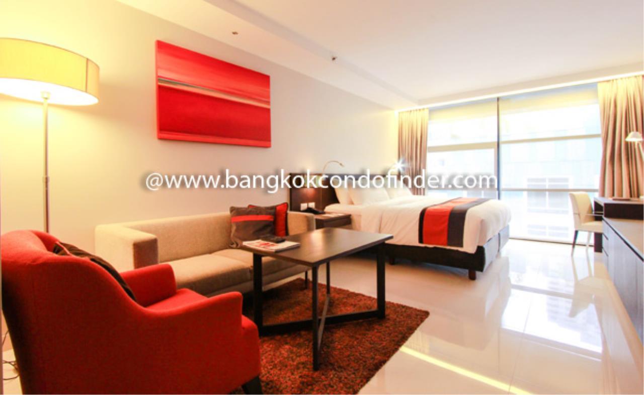 Bangkok Condo Finder Agency's Maitria Hotel Sukhumvit 18 (OakWood) 1