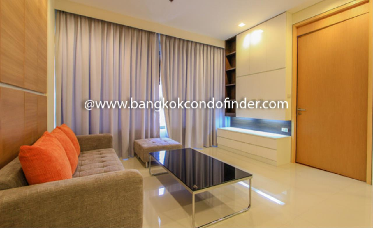 Bangkok Condo Finder Agency's Amanta Lumpini (sold) Condominium for Rent 1