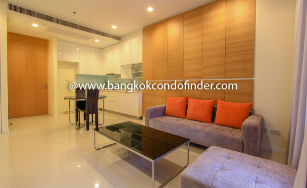 Bangkok Condo Finder Agency's Amanta Lumpini (sold) Condominium for Rent 5