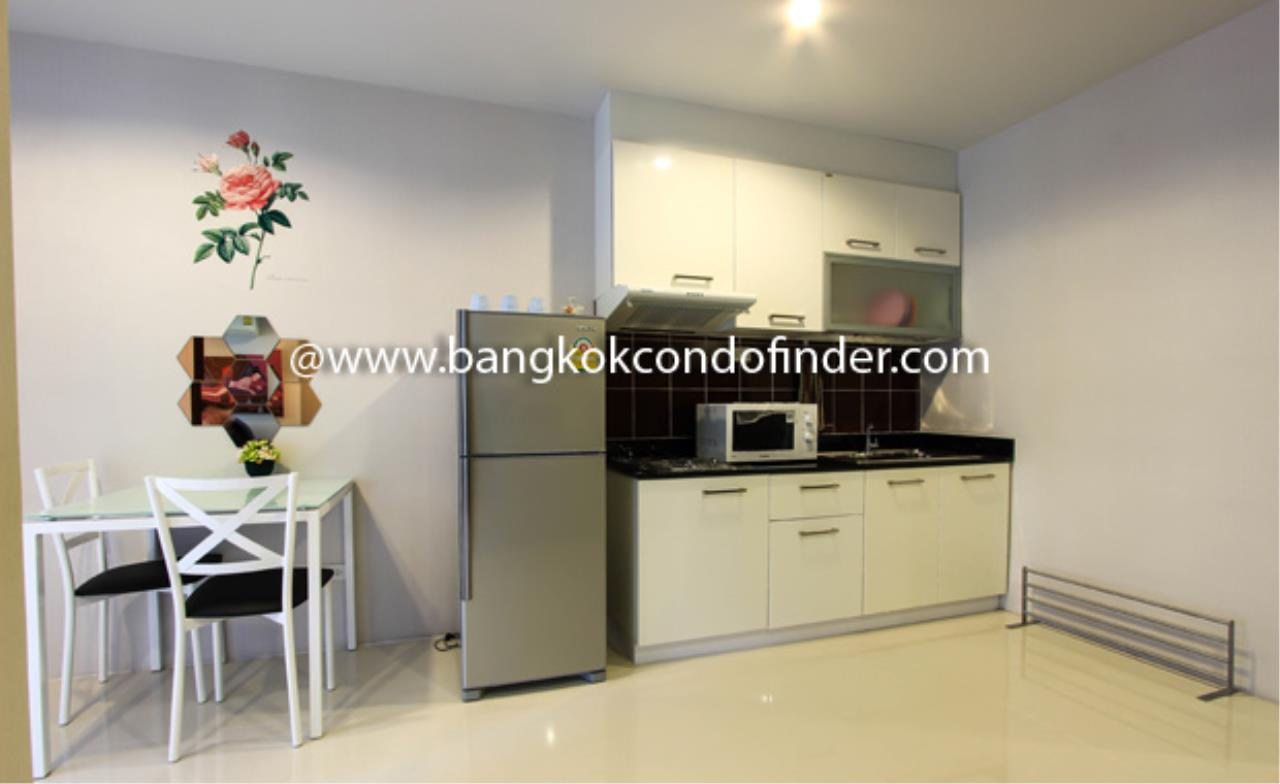 Bangkok Condo Finder Agency's The Met Condo Condominium for Rent 3