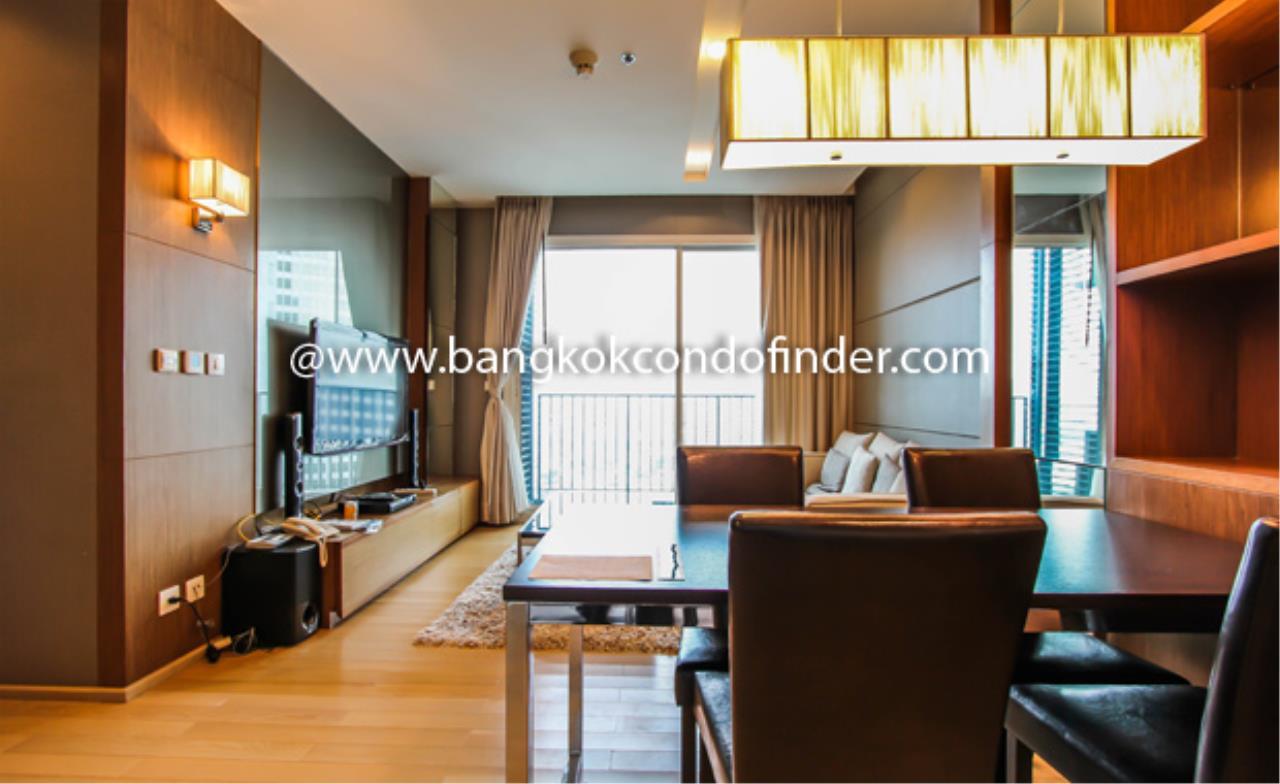 Bangkok Condo Finder Agency's The Met Condo Condominium for Rent 1