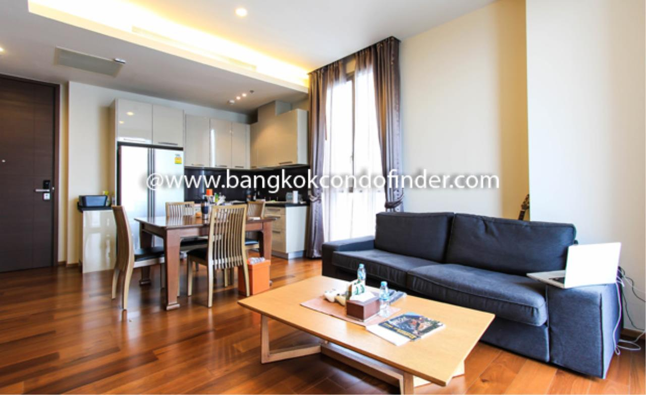 Bangkok Condo Finder Agency's The Met Condo Condominium for Rent 5
