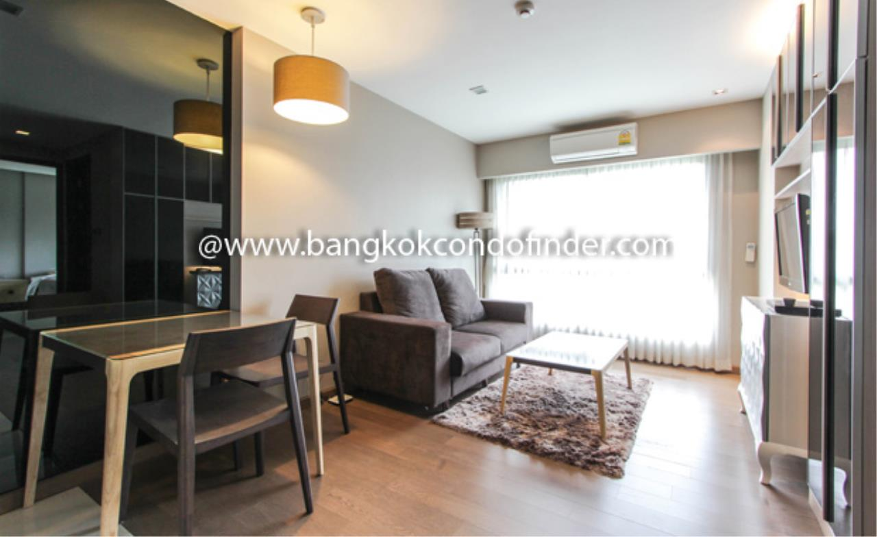 Bangkok Condo Finder Agency's Tidy Thonglor (Sold) Condominium for Rent 1