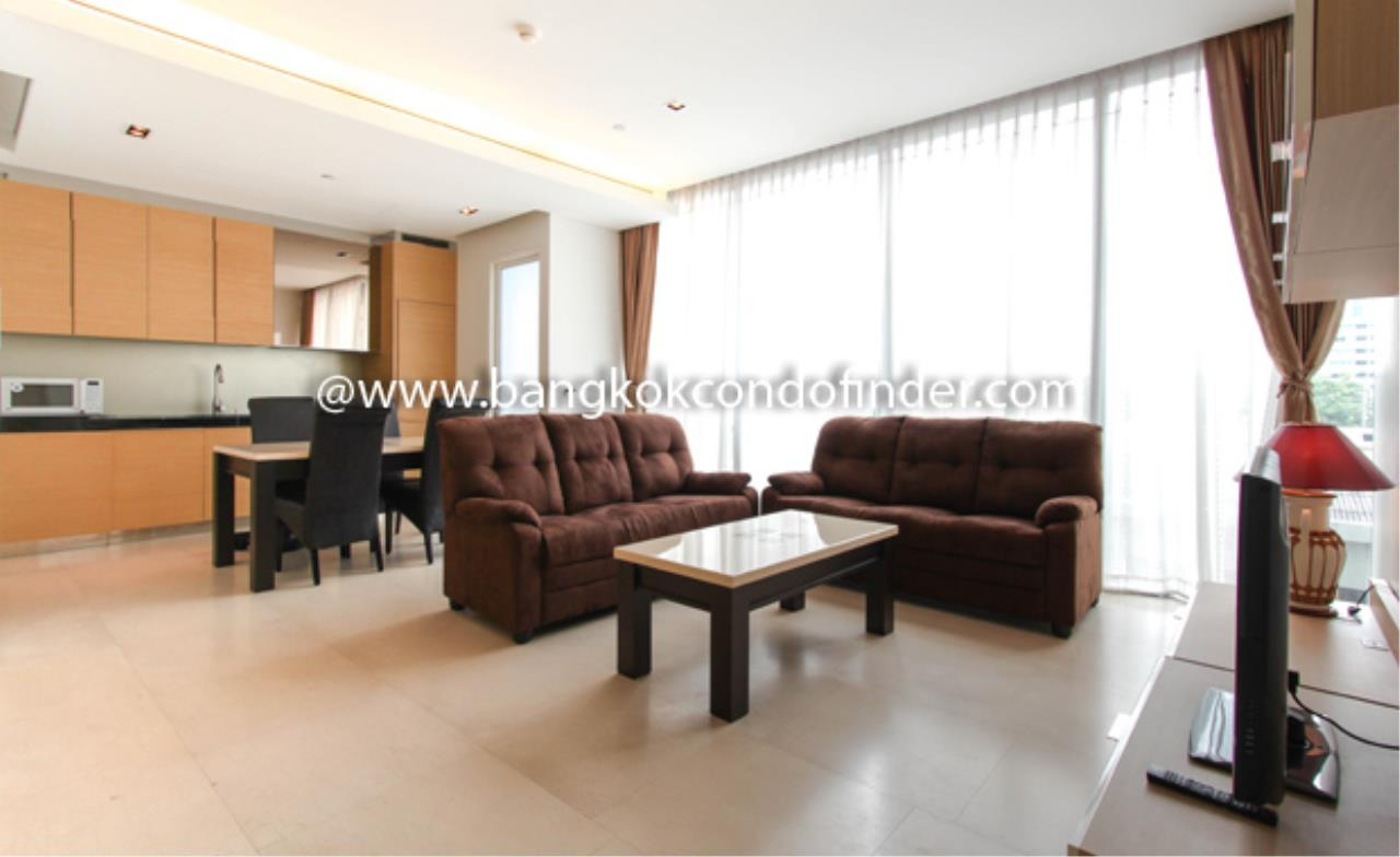 Bangkok Condo Finder Agency's Saladaeng Residences Condominium for Rent 6