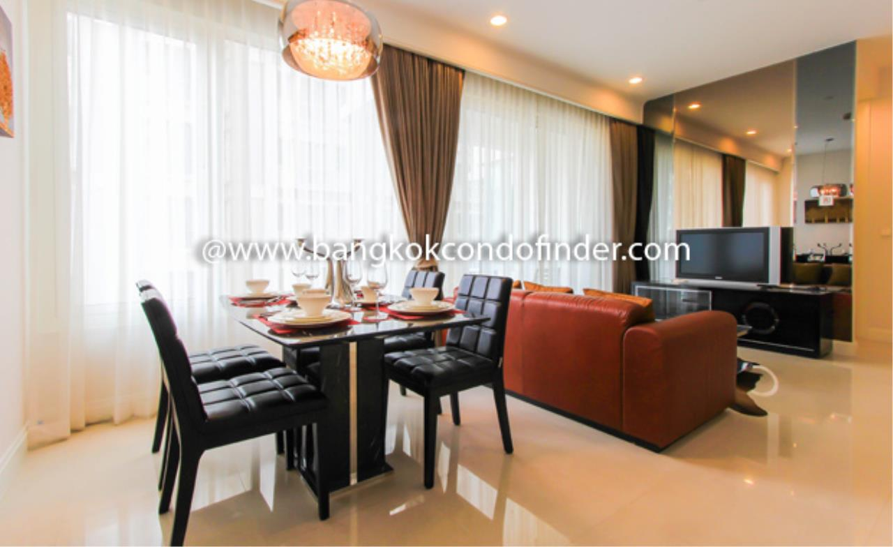 Bangkok Condo Finder Agency's Q Langsuan Condominium for Rent 1