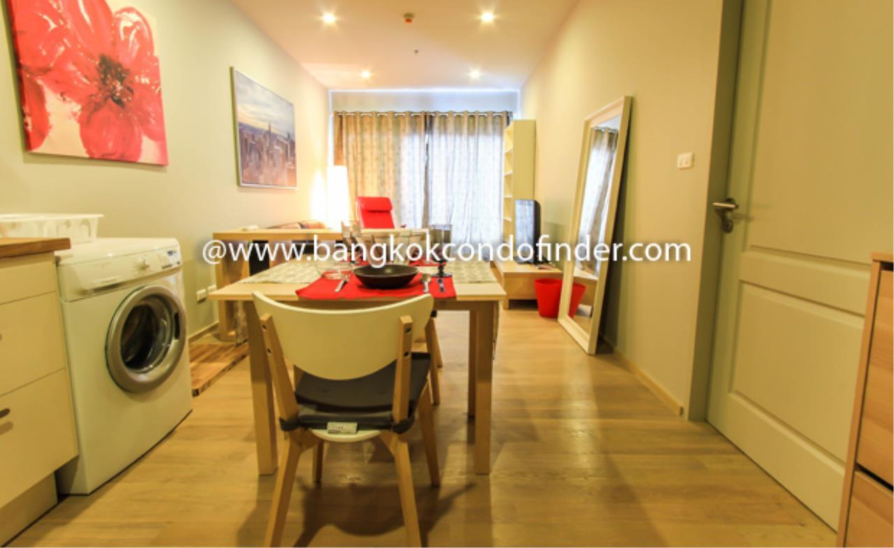 Bangkok Condo Finder Agency's President Park Service Apartment 4