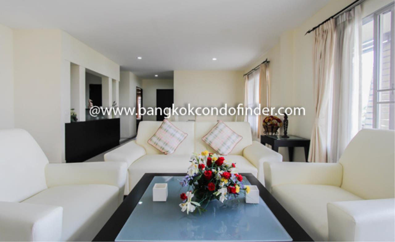 Bangkok Condo Finder Agency's President Park Service Apartment 1