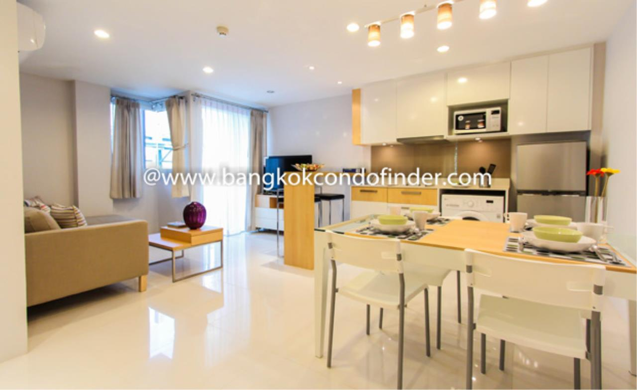 Bangkok Condo Finder Agency's S-9 by Sanguan Sap Condominium for Rent 5