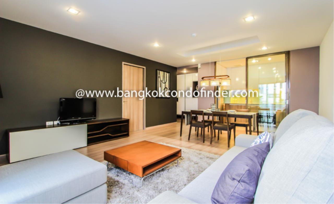 Bangkok Condo Finder Agency's The Alcove Thonglor 10 Condominium for Rent 1