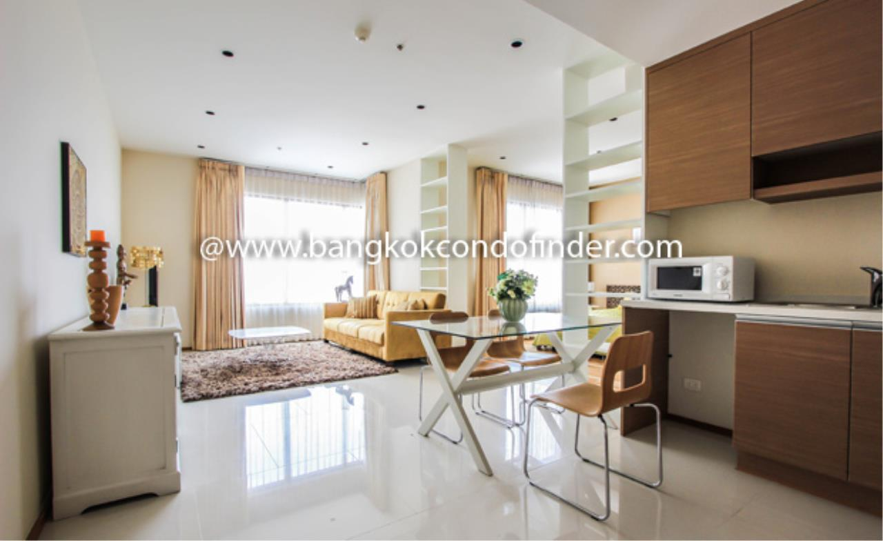 Bangkok Condo Finder Agency's The Alcove Thonglor 10 Condominium for Rent 1