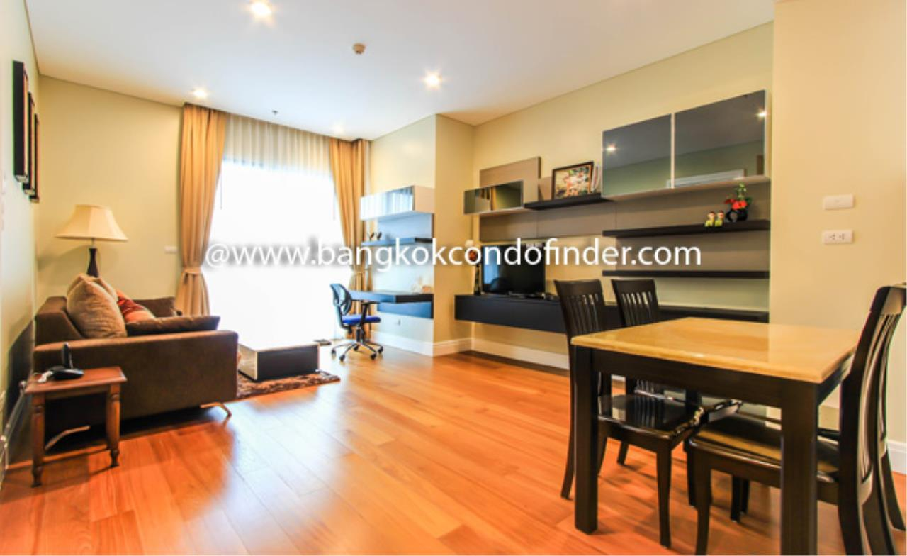 Bangkok Condo Finder Agency's The Bright Condo Sukhumvit 24 Condominium for Rent 1