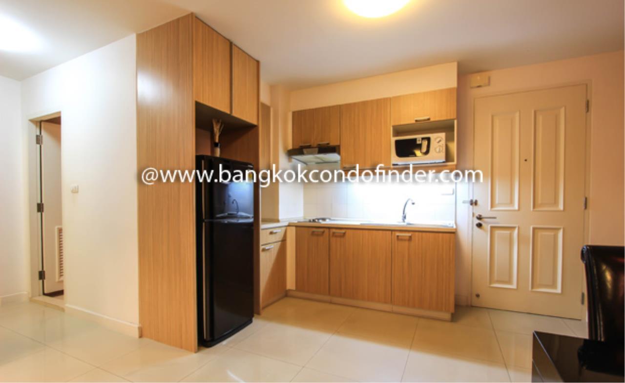 Bangkok Condo Finder Agency's The Clover Thonglor Condominium for Rent 5