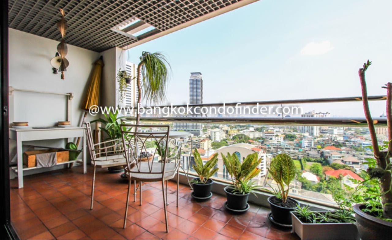 Bangkok Condo Finder Agency's The Natural Place Suite Ngamdupli Condominium for Rent 2