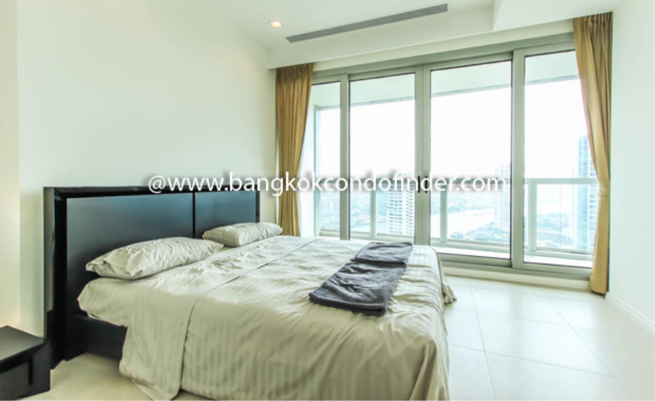 Bangkok Condo Finder Agency's The River Condominium (Sold) Condominium for Rent 5