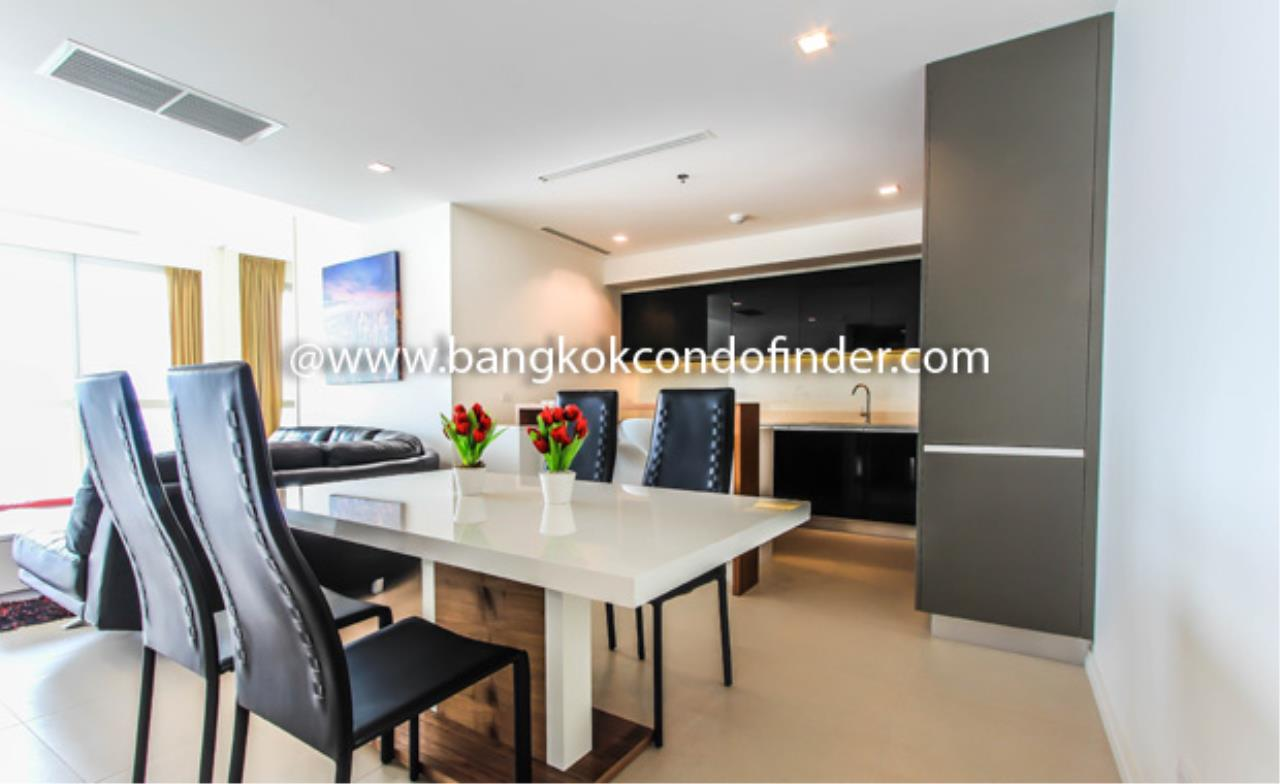Bangkok Condo Finder Agency's The River Condominium (Sold) Condominium for Rent 4