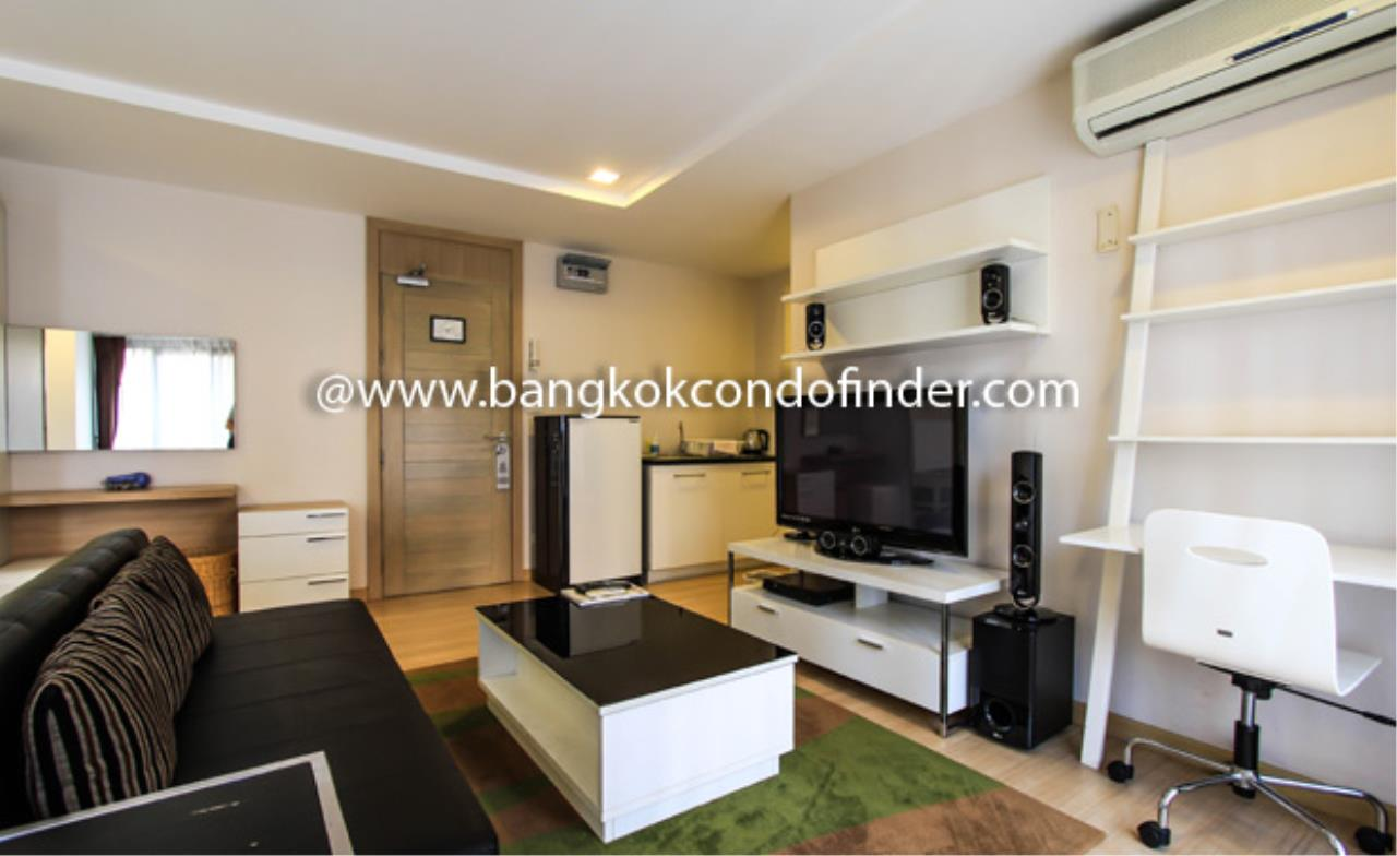 Bangkok Condo Finder Agency's Baan K Residence Condominium for Rent 1