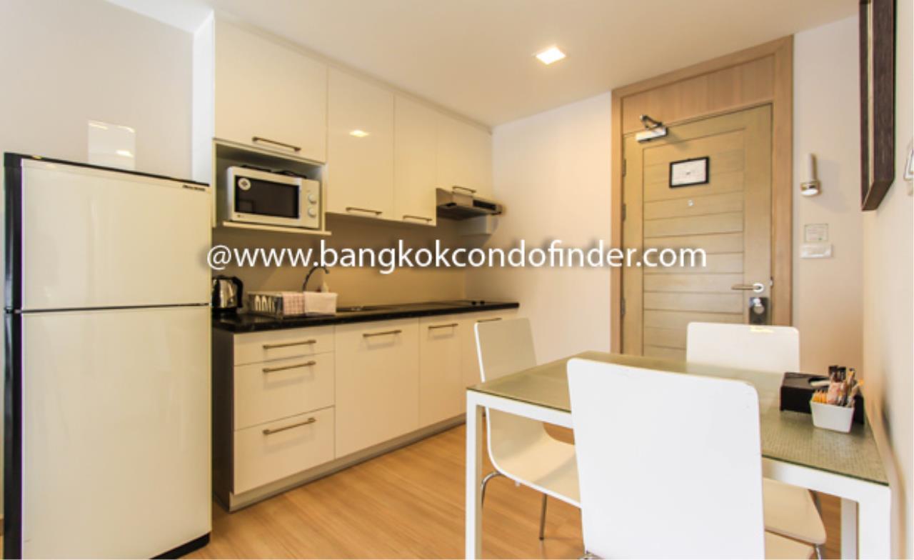 Bangkok Condo Finder Agency's Baan K Residence Condominium for Rent 4