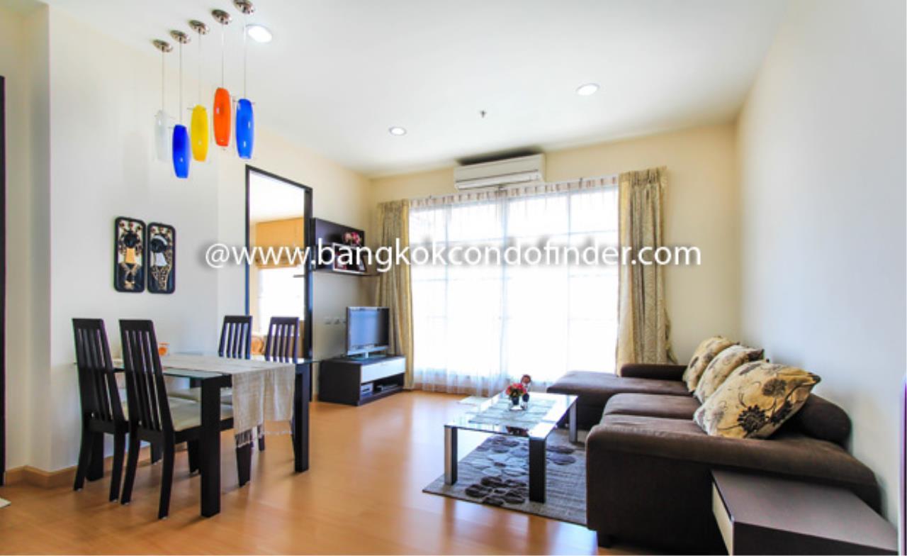 Bangkok Condo Finder Agency's Baan Klang Krung Siam-Pratumwan Condominium for Rent 1