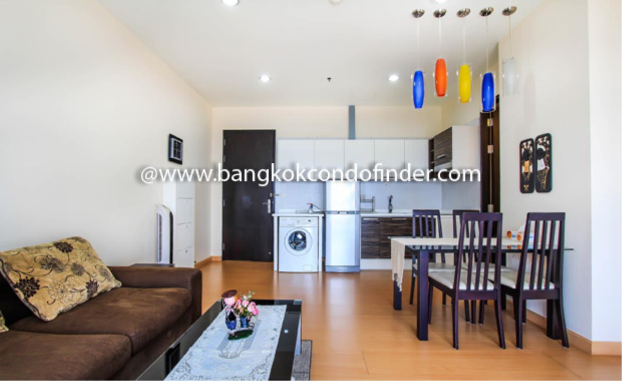 Bangkok Condo Finder Agency's Baan Klang Krung Siam-Pratumwan Condominium for Rent 5