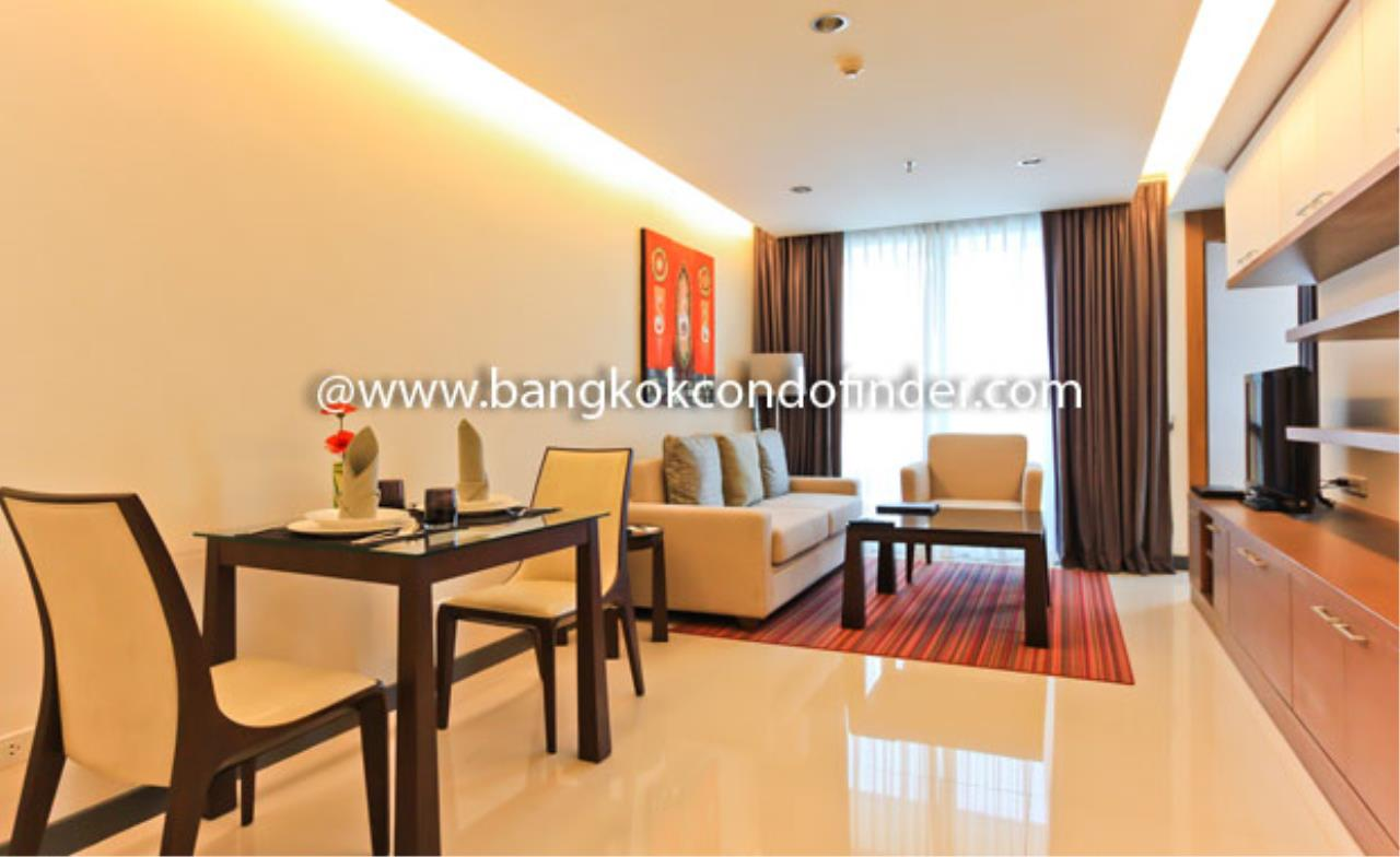 Bangkok Condo Finder Agency's Sivatel Service Apartment (Brand - new) 1