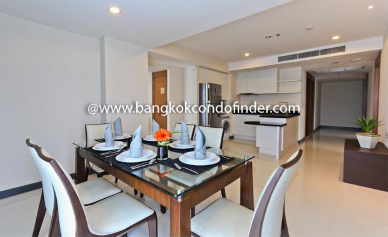 Bangkok Condo Finder Agency's Sivatel Serviced Apartment Condominium for Rent 7