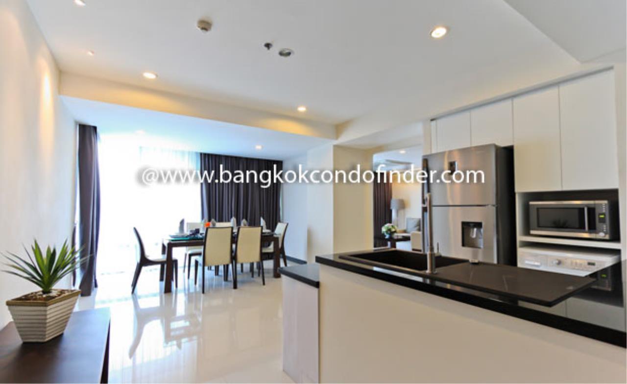 Bangkok Condo Finder Agency's Sivatel Serviced Apartment Condominium for Rent 4