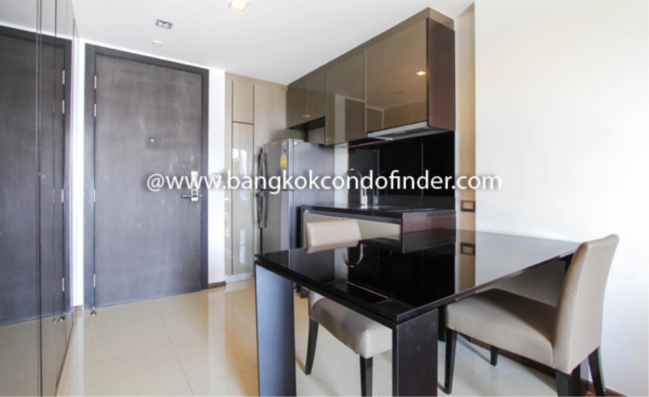 Bangkok Condo Finder Agency's The Address Sukhumvit 61 Condominium for Rent 6