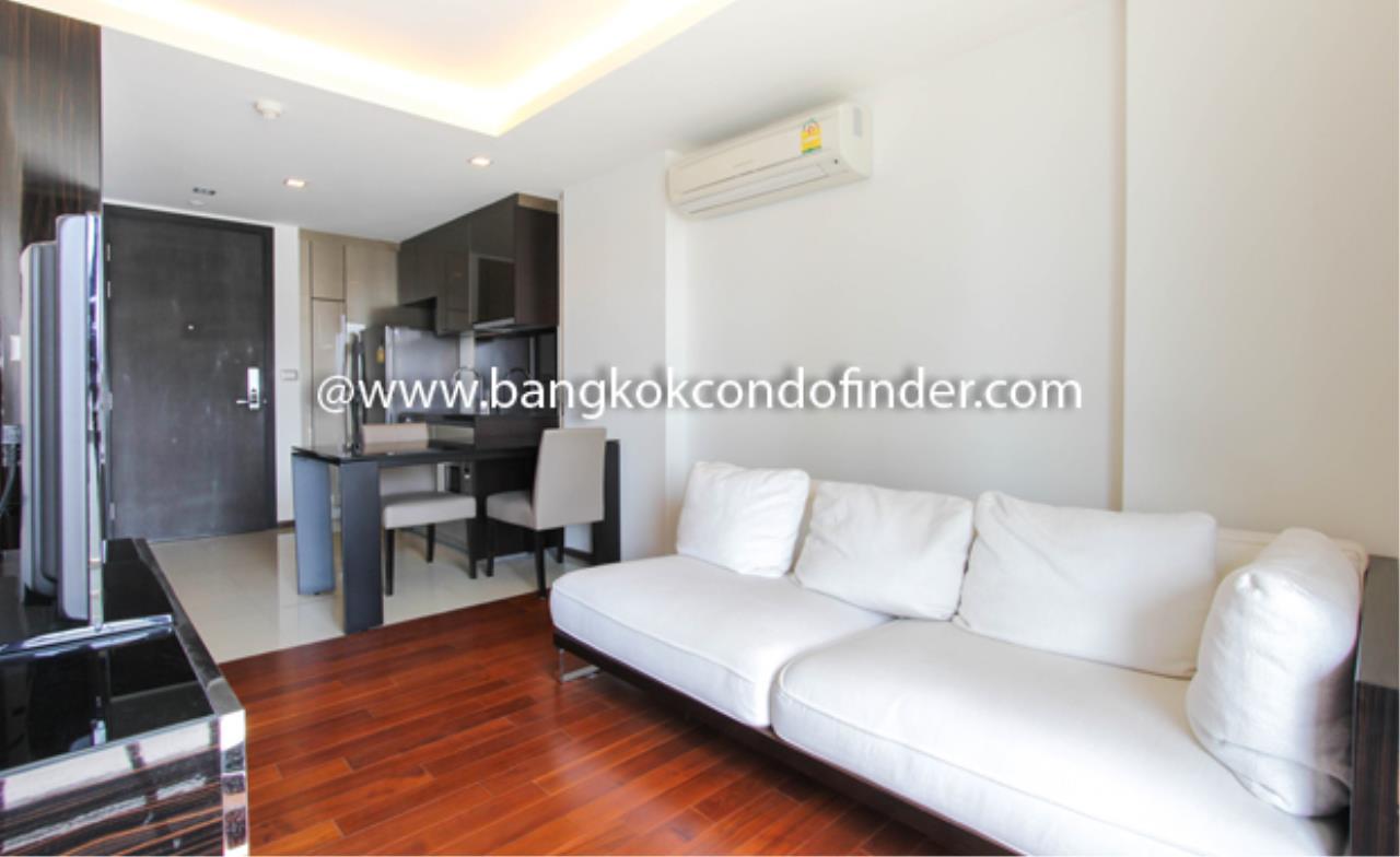 Bangkok Condo Finder Agency's The Address Sukhumvit 61 Condominium for Rent 7
