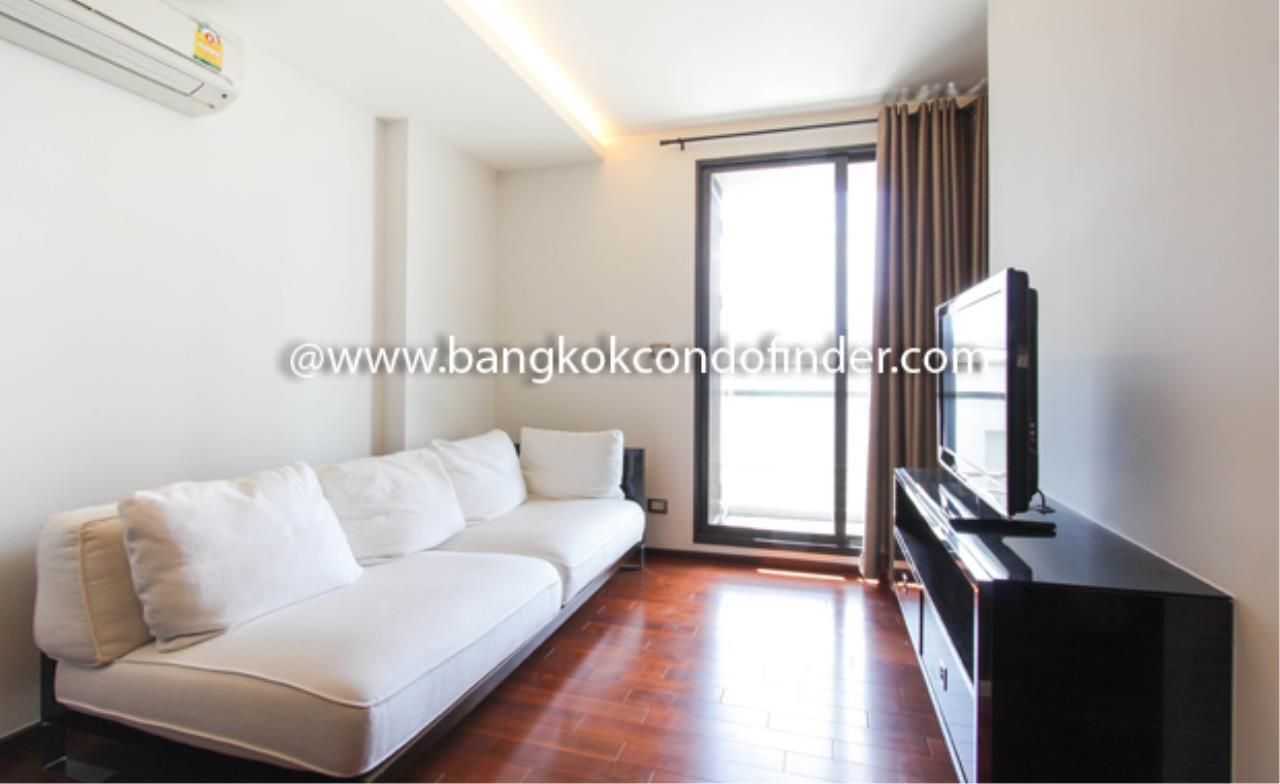 Bangkok Condo Finder Agency's The Address Sukhumvit 61 Condominium for Rent 1