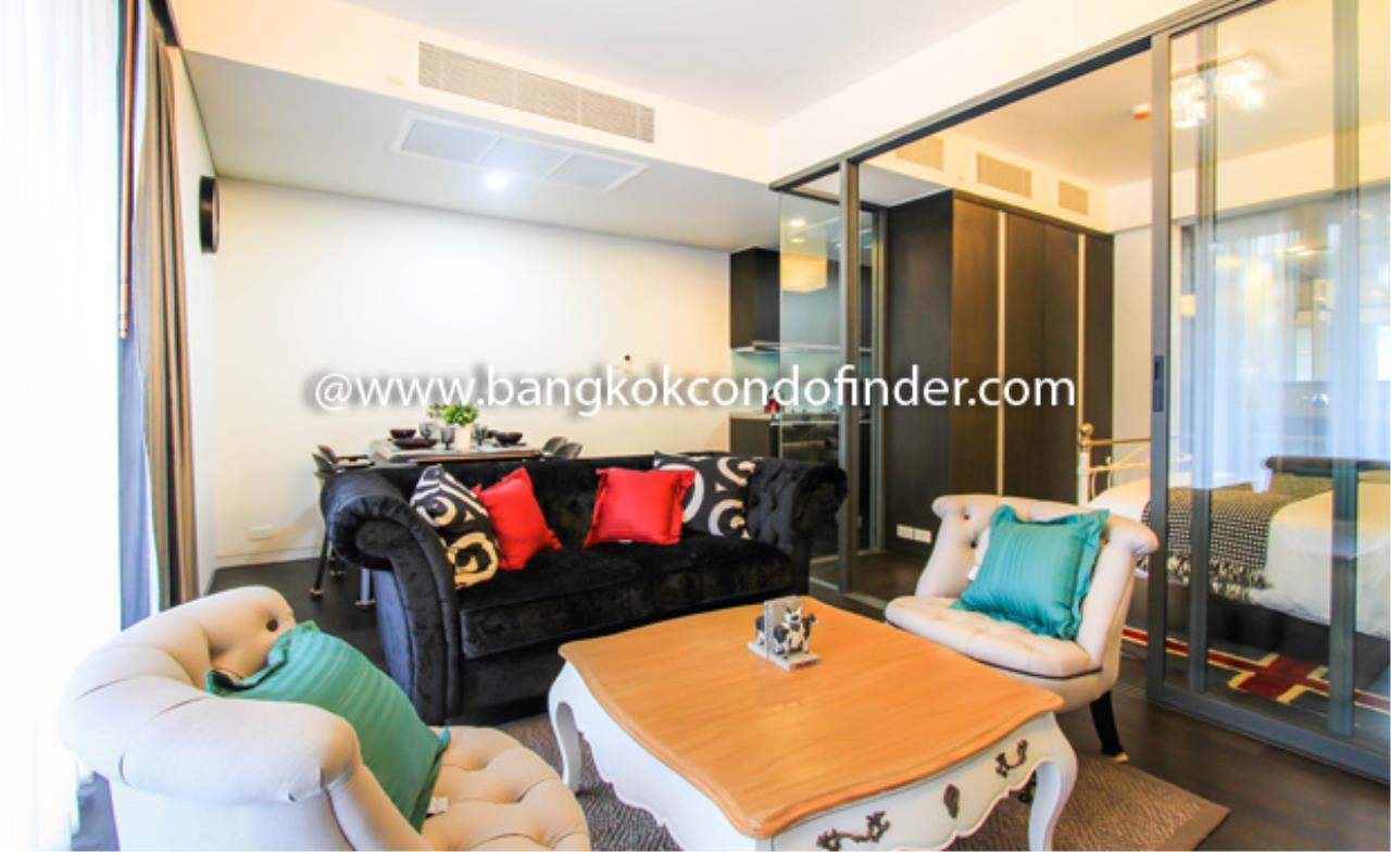 Bangkok Condo Finder Agency's Siamese Gioia Sukhumvit 31 Condominium for Rent 1