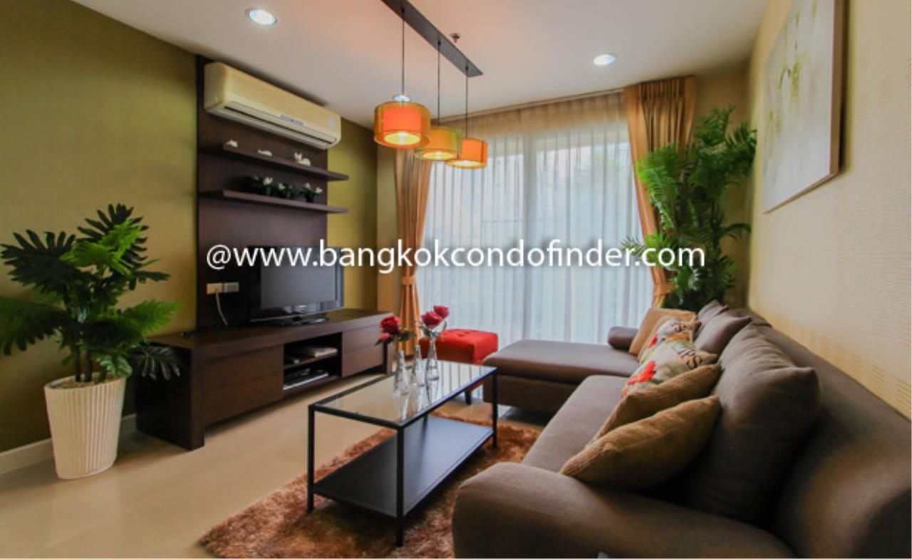 Bangkok Condo Finder Agency's Serene Place Condominium for Rent 1
