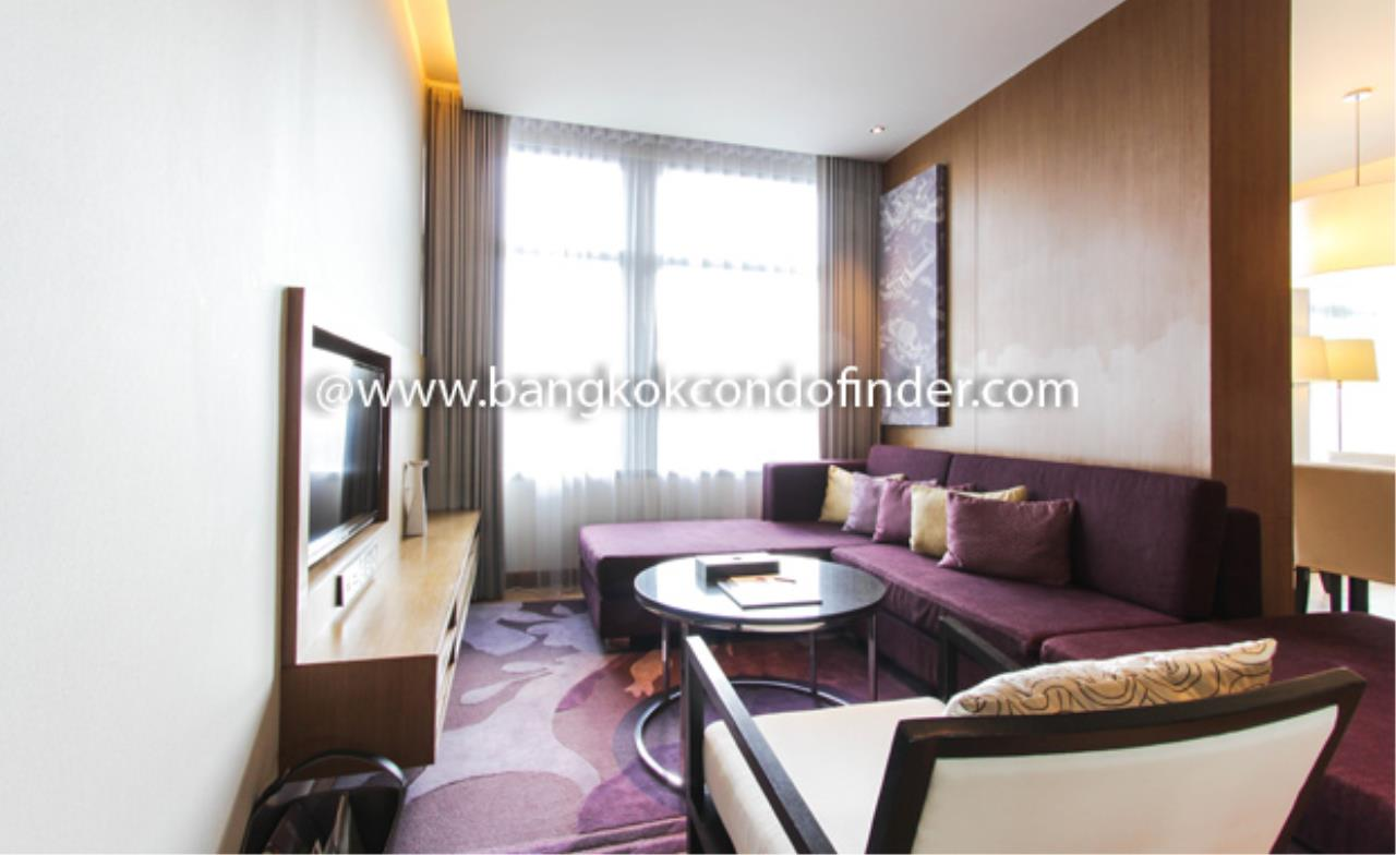 Bangkok Condo Finder Agency's Marriott Hotel Sukhumvit 57 Apartment for Rent 1
