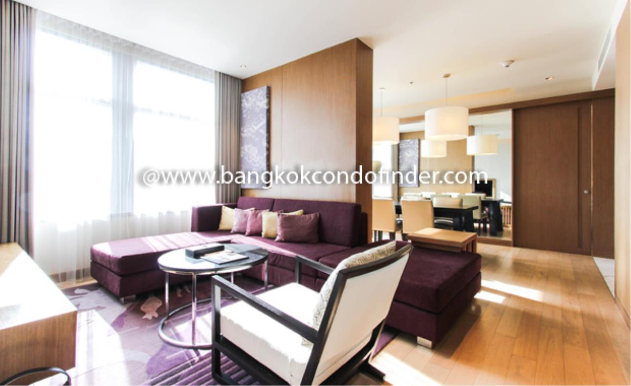 Bangkok Condo Finder Agency's Marriott Hotel Sukhumvit 57 Apartment for Rent 11