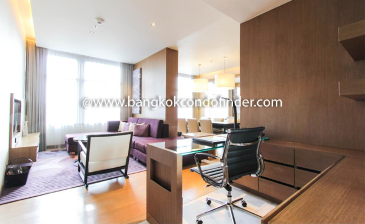 Bangkok Condo Finder Agency's Marriott Hotel Sukhumvit 57 Apartment for Rent 12